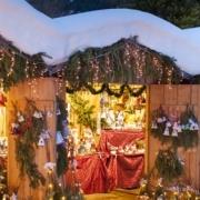 Diedloff Catering verwandelt Ihre Weihnachtsfeier in Hannover in einen Weihnachtsmarkt.